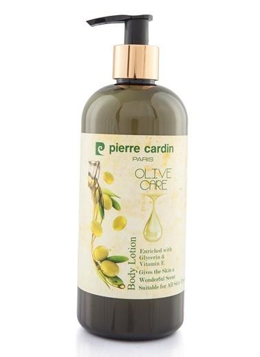 Pierre Cardin Zeytinyağı Özlü Vücut Nemlendirici Losyonu - 400 ML Renksiz